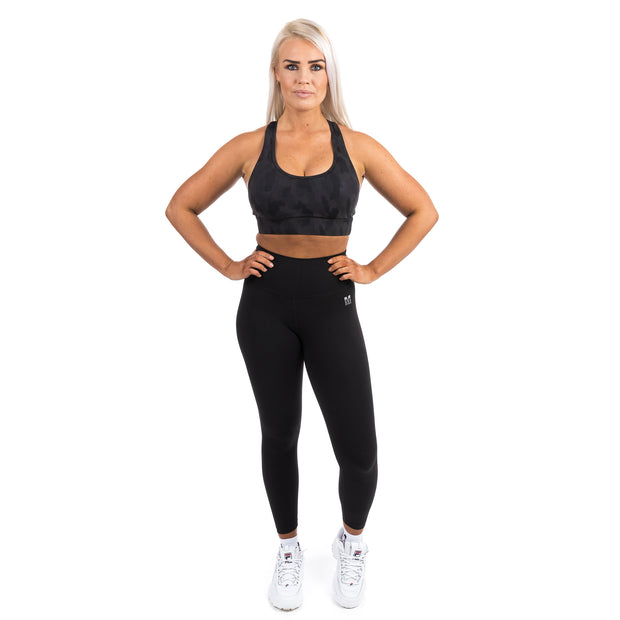 Sóley svartar leggings