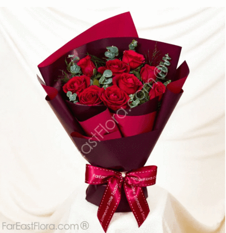 Valentine Flowers Bouquet