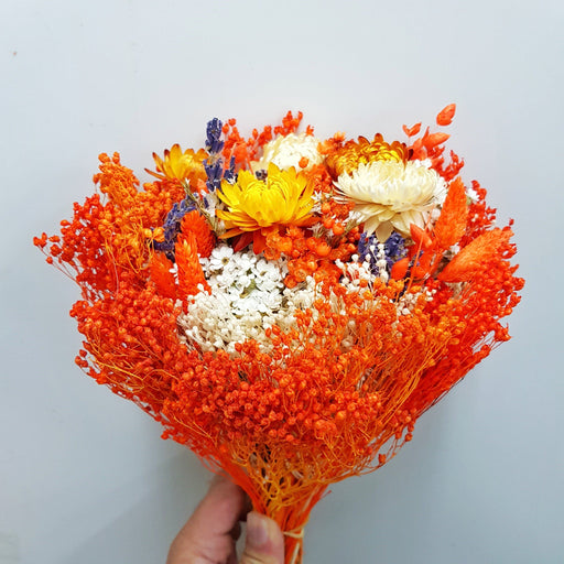 Dried Bouquet - Orange