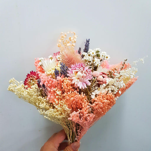 Dried Bouquet - Pink