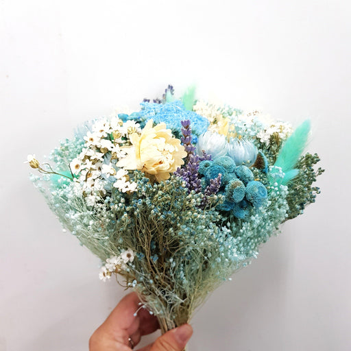 Dried Bouquet - Blue