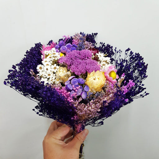 Dried Bouquet - Dark Blue