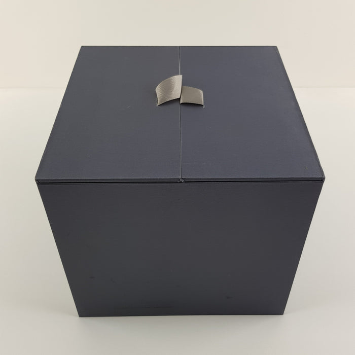 Flower Box 003 - Dark Blue