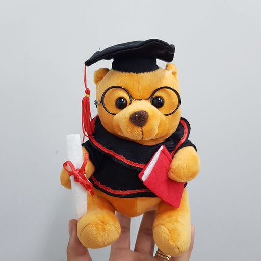 Prof Bear Convocation