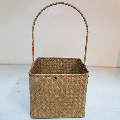 Rattan Basket Square (M)