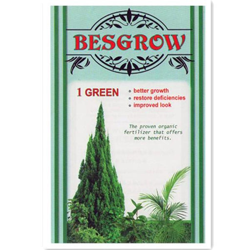 BESGROW - 1 Green Fertlizer