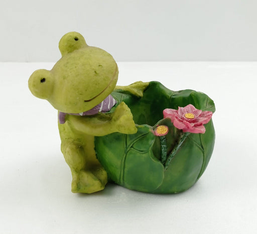 Planters Deco - Froggy Pot