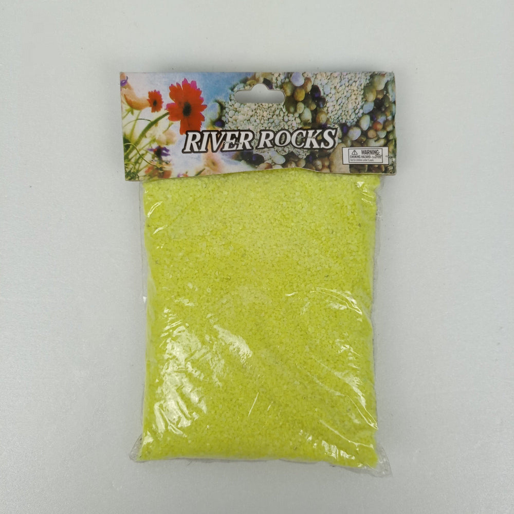 Colour Sand Bag Mix - Bright Yellow