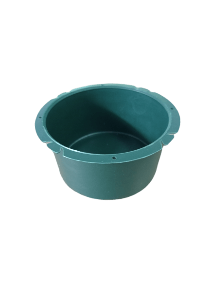 Round Container (Local) - Green