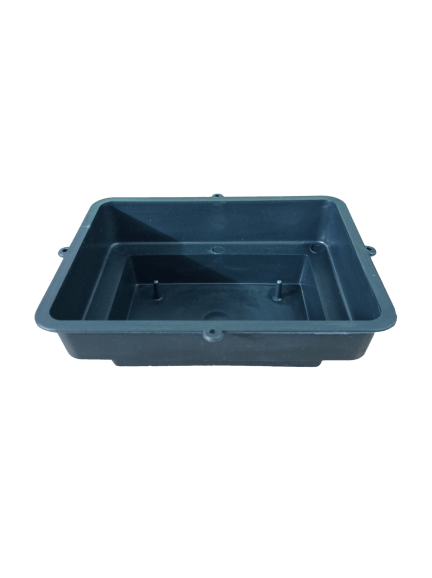 Square Container (Local) - Green