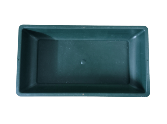 500 Rect Container (Local) - Green
