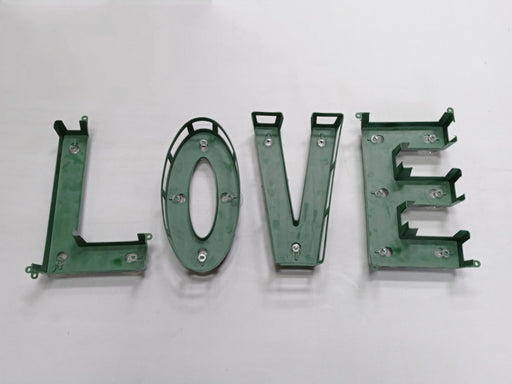 Love Foam Holder (Imported) - Green