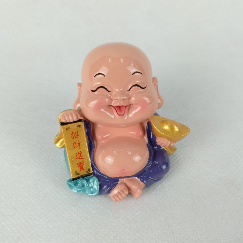 CNY 5.5cm Laughing Budda Mix (Local)