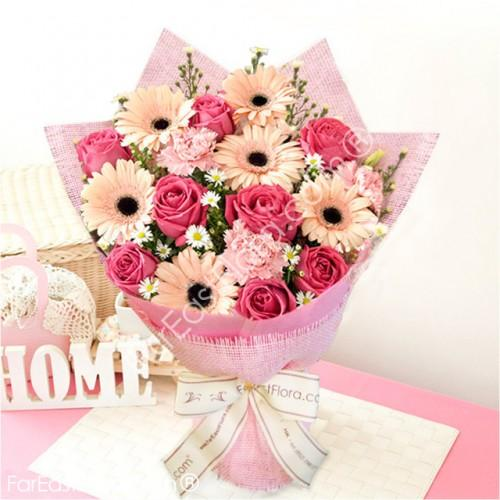 Flower Bouquet - Lovely To Look At (MYPY11)