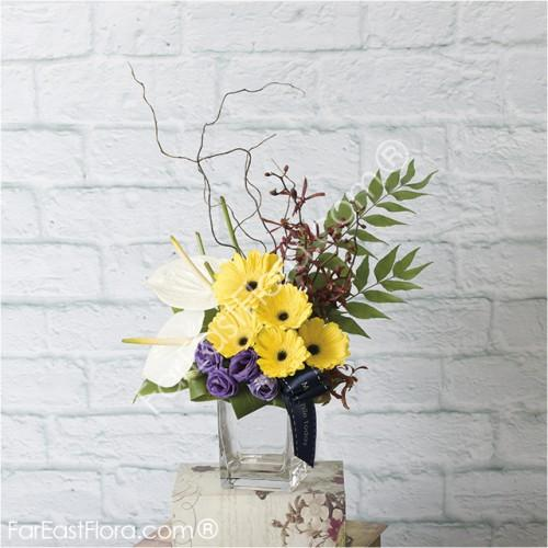 Flower Bouquet - Golden Sparks (MYPY55)