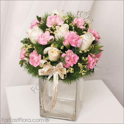 Flower Bouquet - Fit For A Princess (MYPY58)