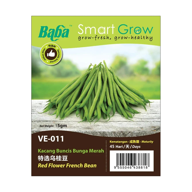 BABA Ve-Mix Seeds - French Bean