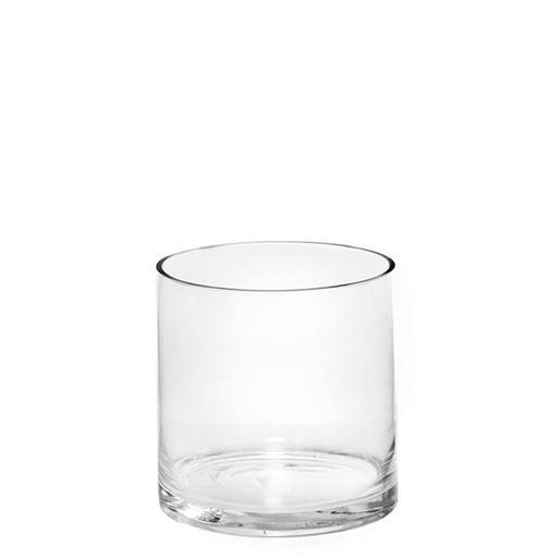 Glass Round Vase 12x12cm (Imported)