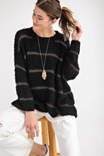 Mohair Knitted Sweater