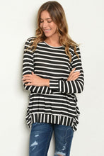 Striped Jersey Tunic