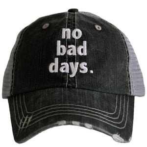 """No Bad Days"" Hat"