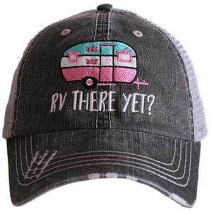 """RV There Yet"" Hat"