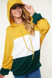 Green/Gold Sweatshirt