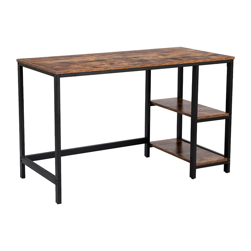 Shop hawkinswoodshop.com for solid wood & metal modern, traditional, contemporary, industrial, custom, rustic, and farmhouse furniture including our Victor Farmhouse Computer Desk Shelves Left or Right.  Ask about our free nationwide delivery service.