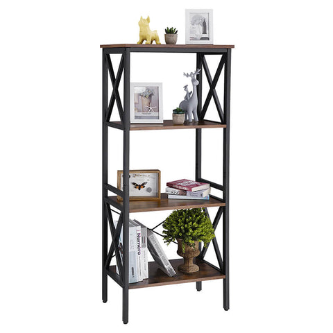 Shop hawkinswoodshop.com for solid wood & metal modern, traditional, contemporary, industrial, custom & farmhouse furniture including our Everett Industrial Farmhouse X Bookshelf.  Ask about our free nationwide freight delivery and low cost white glove assembly services.