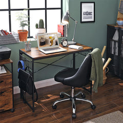 Shop hawkinswoodshop.com for solid wood & metal modern, traditional, contemporary, industrial, custom, rustic, and farmhouse furniture including our Industrial Farmhouse Folding Computer Desk w/ Storage Hooks.  Ask about our free nationwide delivery service.