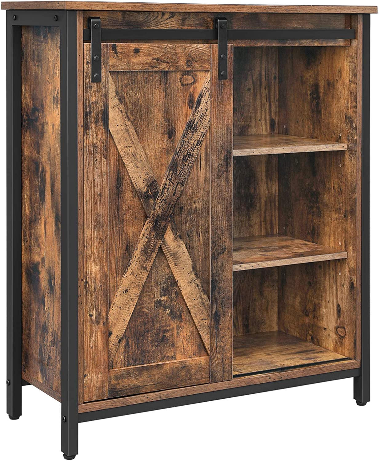 Enjoy fast, free nationwide shipping!  Family owned and operated, HawkinsWoodshop.com is your one stop shop for affordable furniture.  Shop HawkinsWoodshop.com for solid wood & metal modern, traditional, contemporary, industrial, custom, rustic, and farmhouse furniture including our Sliding Door Storage Cabinet with Sideboard.