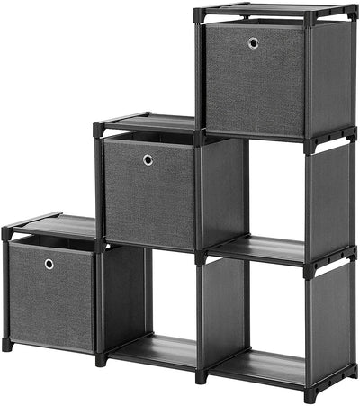 Enjoy fast, free nationwide shipping!  Family owned and operated, HawkinsWoodshop.com is your one stop shop for affordable furniture.  Shop HawkinsWoodshop.com for solid wood & metal modern, traditional, contemporary, industrial, custom, rustic, and farmhouse furniture including our 6 Cubes Black Closet Storage Organizer.