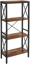 Enjoy fast, free nationwide shipping!  Family owned and operated, HawkinsWoodshop.com is your one stop shop for affordable furniture.  Shop HawkinsWoodshop.com for solid wood & metal modern, traditional, contemporary, industrial, custom, rustic, and farmhouse furniture including our 4 Tier Multifunctional Ryan Storage Rack.