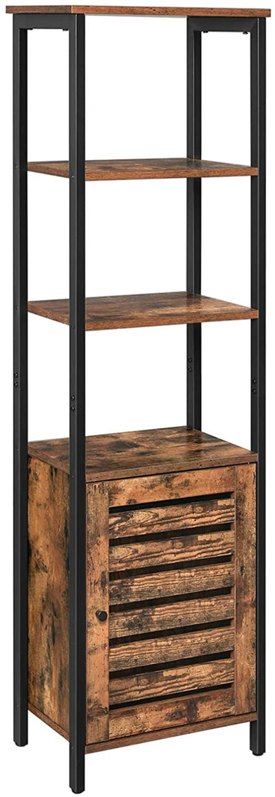 Enjoy fast, free nationwide shipping!  Family owned and operated, HawkinsWoodshop.com is your one stop shop for affordable furniture.  Shop HawkinsWoodshop.com for solid wood & metal modern, traditional, contemporary, industrial, custom, rustic, and farmhouse furniture including our Ryan 4 Tier Tall Storage Cabinet.