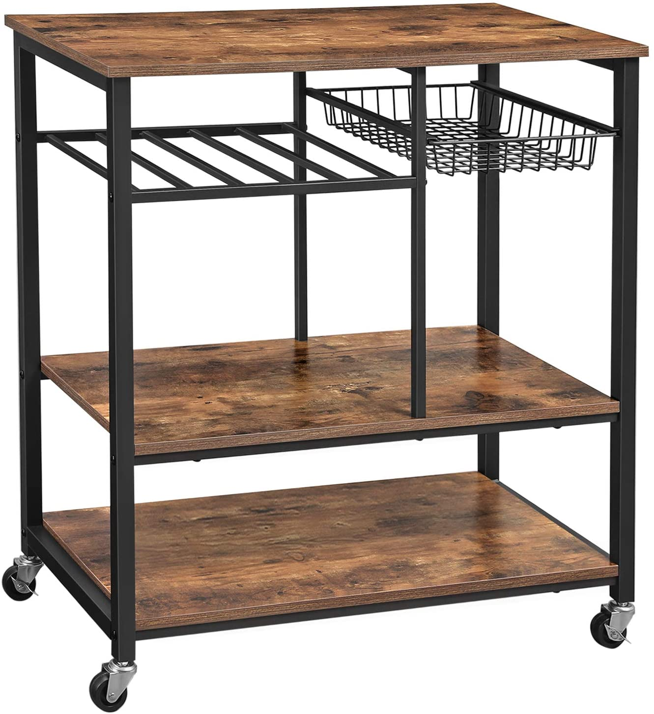 Enjoy fast, free nationwide shipping!  Owned by a husband and wife team of high-school music teachers, HawkinsWoodshop.com is your one stop shop for affordable furniture.  Shop HawkinsWoodshop.com for solid wood & metal modern, traditional, contemporary, industrial, custom, rustic, and farmhouse furniture including our Ryan Utility Kitchen Cart.