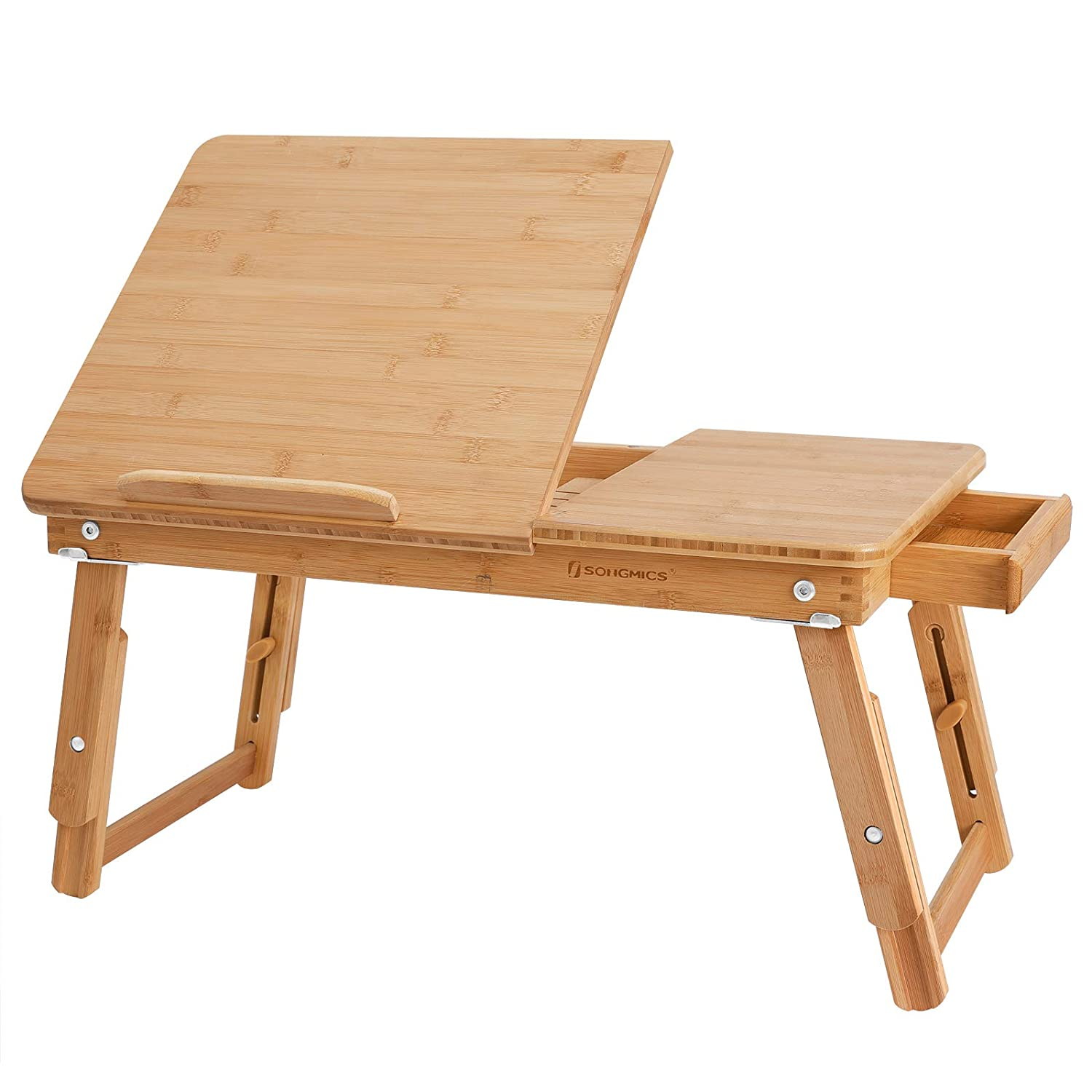 Enjoy fast, free nationwide shipping!  Family owned and operated, HawkinsWoodshop.com is your one stop shop for affordable furniture.  Shop HawkinsWoodshop.com for solid wood & metal modern, traditional, contemporary, industrial, custom, rustic, and farmhouse furniture including our Bamboo Tilting Top Laptop Desk.