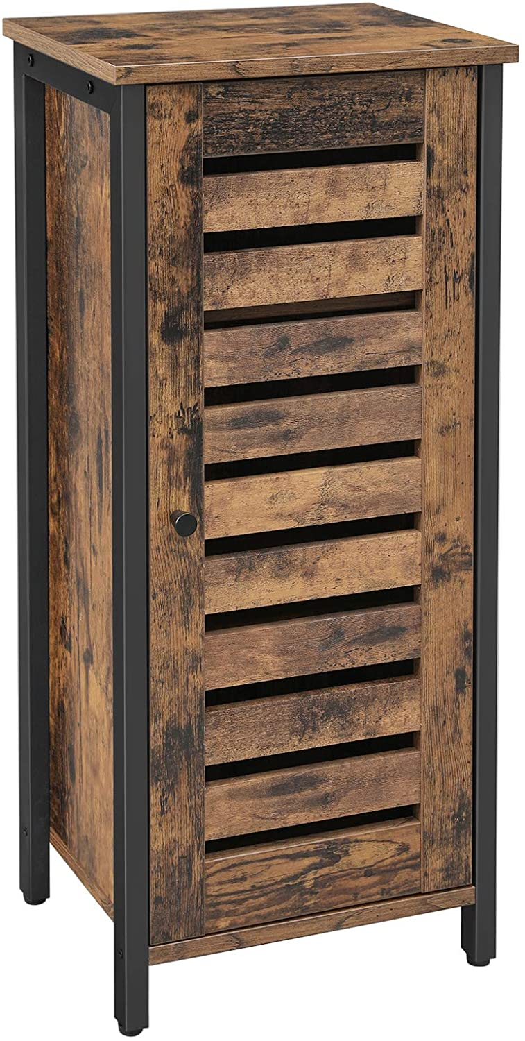 Enjoy fast, free nationwide shipping!  Family owned and operated, HawkinsWoodshop.com is your one stop shop for affordable furniture.  Shop HawkinsWoodshop.com for solid wood & metal modern, traditional, contemporary, industrial, custom, rustic, and farmhouse furniture including our Freestanding Louvered Door Kitchen Storage Cabinet.