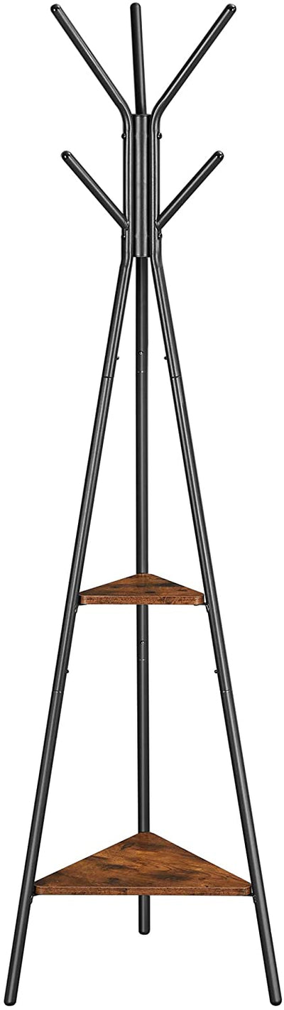Enjoy fast, free nationwide shipping!  Family owned and operated, HawkinsWoodshop.com is your one stop shop for affordable furniture.  Shop HawkinsWoodshop.com for solid wood & metal modern, traditional, contemporary, industrial, custom, rustic, and farmhouse furniture including our Tapered Coat Tree Rack Stand.