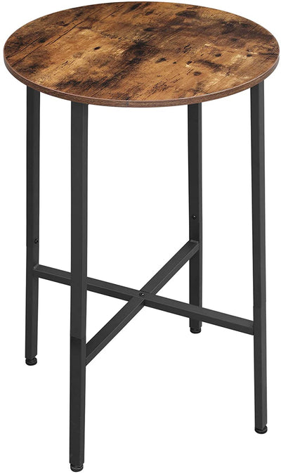 Enjoy fast, free nationwide shipping!  Family owned and operated, HawkinsWoodshop.com is your one stop shop for affordable furniture.  Shop HawkinsWoodshop.com for solid wood & metal modern, traditional, contemporary, industrial, custom, rustic, and farmhouse furniture including our Ryan Round Pub Style Bar Table.