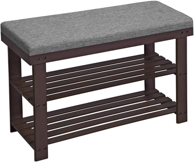 Enjoy fast, free nationwide shipping!  Family owned and operated, HawkinsWoodshop.com is your one stop shop for affordable furniture.  Shop HawkinsWoodshop.com for solid wood & metal modern, traditional, contemporary, industrial, custom, rustic, and farmhouse furniture including our Bamboo Shoe Organizer with Padded Bench.