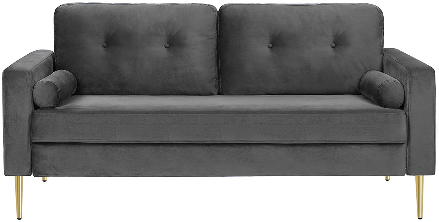 Enjoy fast, free nationwide shipping!  Family owned and operated, HawkinsWoodshop.com is your one stop shop for affordable furniture.  Shop HawkinsWoodshop.com for solid wood & metal modern, traditional, contemporary, industrial, custom, rustic, and farmhouse furniture including our Velvet Surface Mid-Century Modern Sofa.