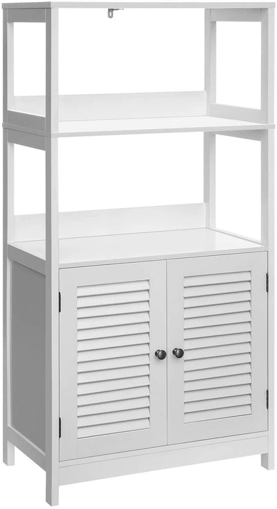 Enjoy fast, free nationwide shipping!  Family owned and operated, HawkinsWoodshop.com is your one stop shop for affordable furniture.  Shop HawkinsWoodshop.com for solid wood & metal modern, traditional, contemporary, industrial, custom, rustic, and farmhouse furniture including our Freestanding Linen Tall Bathroom Cabinet.