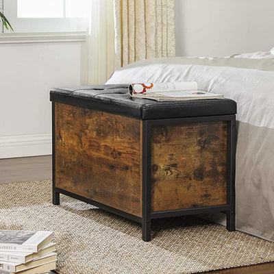 Shop hawkinswoodshop.com for discounted solid wood & metal modern, traditional, contemporary, custom & farmhouse furniture including our Industrial Farmhouse Flip Top Storage Ottoman. Ask about our free nationwide freight delivery or assembly services today.