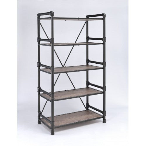 Shop hawkinswoodshop.com for discounted solid wood & metal modern, traditional, contemporary, custom & farmhouse furniture including our Raulph 5-Tier Industrial Bookshelf. Ask about our free nationwide freight delivery or assembly services today.