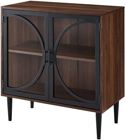 Enjoy fast, free nationwide shipping!  Family owned and operated, HawkinsWoodshop.com is your one stop shop for affordable furniture.  Shop HawkinsWoodshop.com for solid wood & metal modern, traditional, contemporary, industrial, custom, rustic, and farmhouse furniture including our Industrial Buffet Entryway Storage Cabinet Doors, 30 Inch, Walnut Brown.
