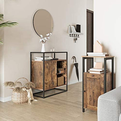 Enjoy fast, free nationwide shipping!  Family owned and operated, HawkinsWoodshop.com is your one stop shop for affordable furniture.  Shop HawkinsWoodshop.com for solid wood & metal modern, traditional, contemporary, industrial, custom, rustic, and farmhouse furniture including our Ryan Glass Top Storage Cupboard Console Table.