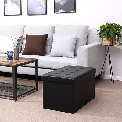 Enjoy fast, free nationwide shipping!  Family owned and operated, HawkinsWoodshop.com is your one stop shop for affordable furniture.  Shop HawkinsWoodshop.com for solid wood & metal modern, traditional, contemporary, industrial, custom, rustic, and farmhouse furniture including our Black Flipping Lid Ottoman Bench.