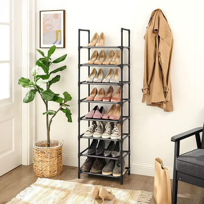Enjoy fast, free nationwide shipping!  Family owned and operated, HawkinsWoodshop.com is your one stop shop for affordable furniture.  Shop HawkinsWoodshop.com for solid wood & metal modern, traditional, contemporary, industrial, custom, rustic, and farmhouse furniture including our 8 Tiers Shoe Rack with Non-Woven Fabric Shelf.