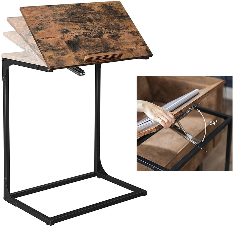 Enjoy fast, free nationwide shipping!  Owned by a husband and wife team of high-school music teachers, HawkinsWoodshop.com is your one stop shop for affordable furniture.  Shop HawkinsWoodshop.com for solid wood & metal modern, traditional, contemporary, industrial, custom, rustic, and farmhouse furniture including our Ryan Tilting Top Tablet and Laptop Table.