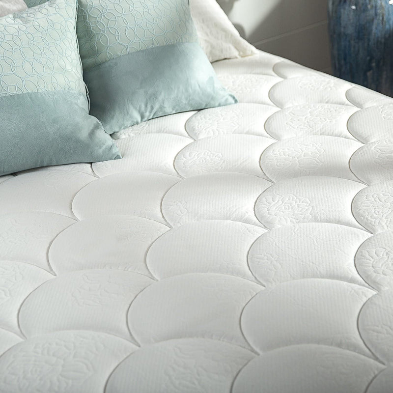 Quilted Pocket Spring Mattress in Twin XL